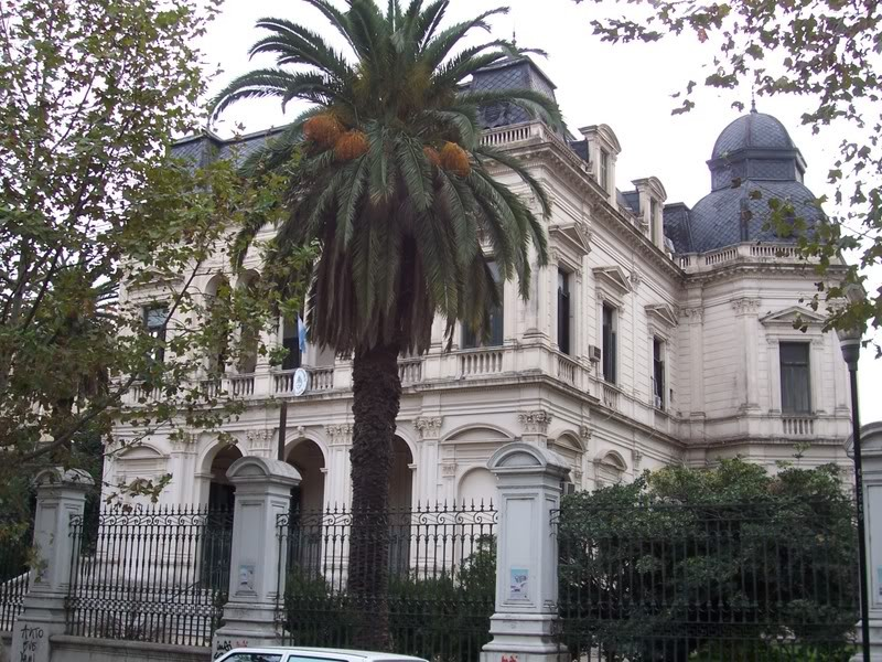 Rosario arquitectura 1890 tribunales federales ex casa for Arquitectura rosario