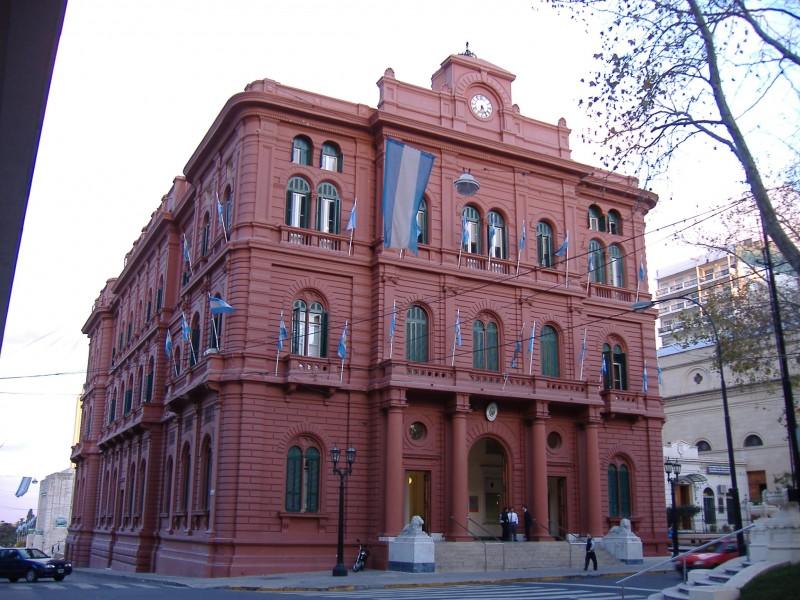 Rosario arquitectura 1898 palacio municipal for Arquitectura rosario