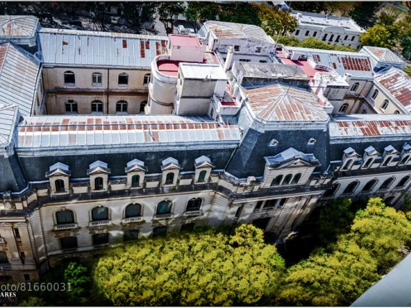 Rosario arquitectura 1938 antigua aduana for Arquitectura rosario