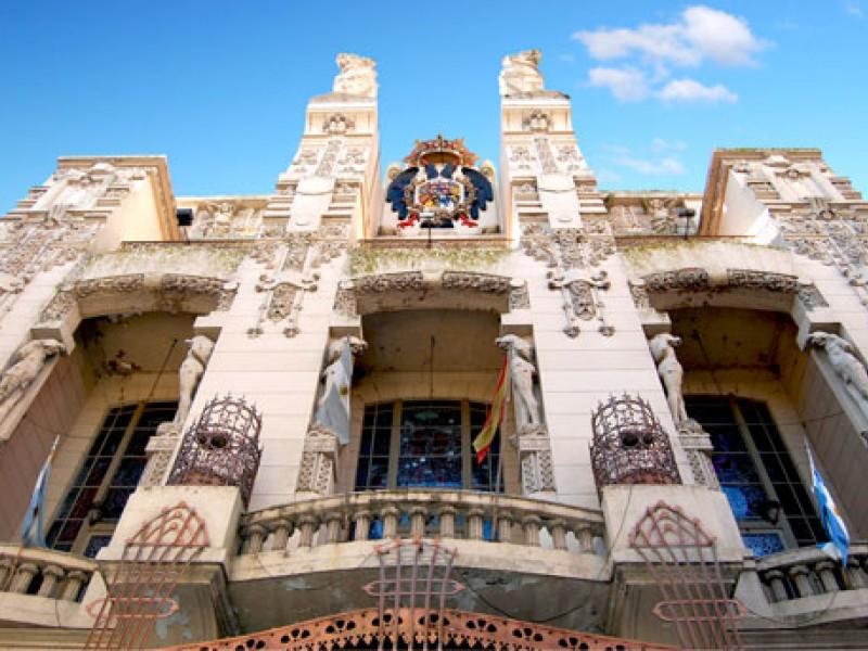 Rosario arquitectura 1916 club espa ol de rosario for Arquitectura rosario